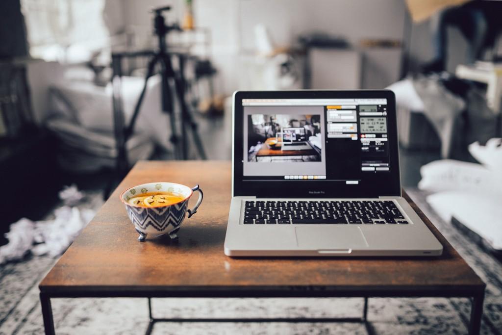 Slow blogging