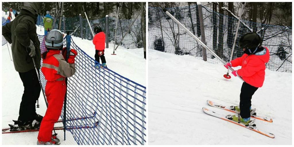 Rodzinnie na nartach Wierchomla