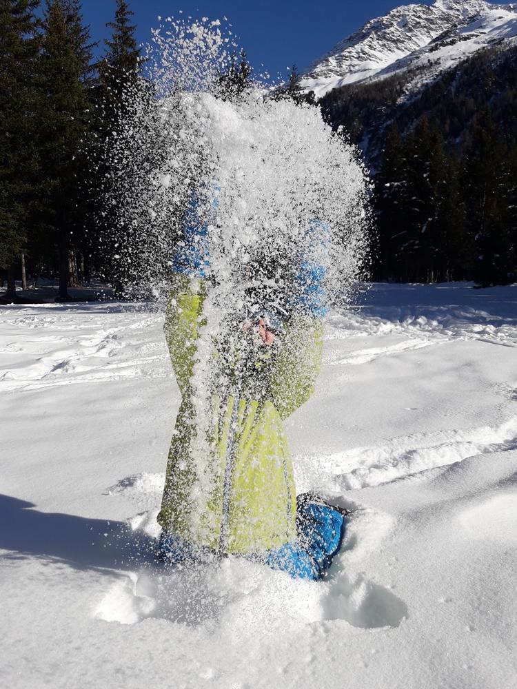 Aktywnosc na sniegu