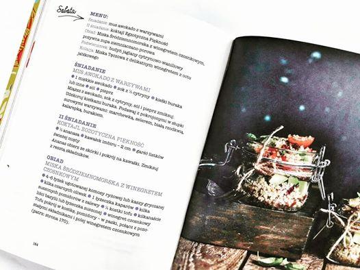 holistyczna pielegnacja ciala i duszy menu