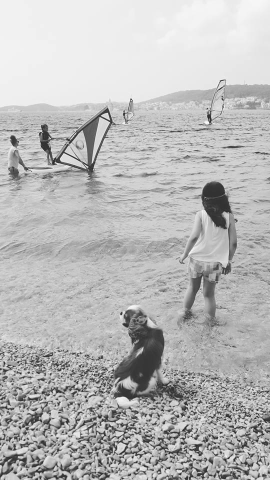 Chorwacja z psem