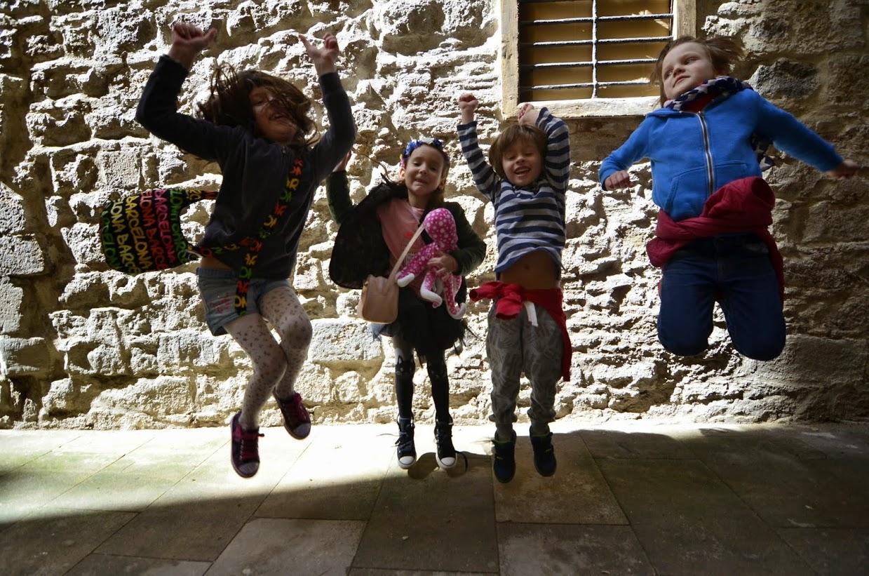jak przygotować się do wyjazdu do Barcelony z dzieckiem