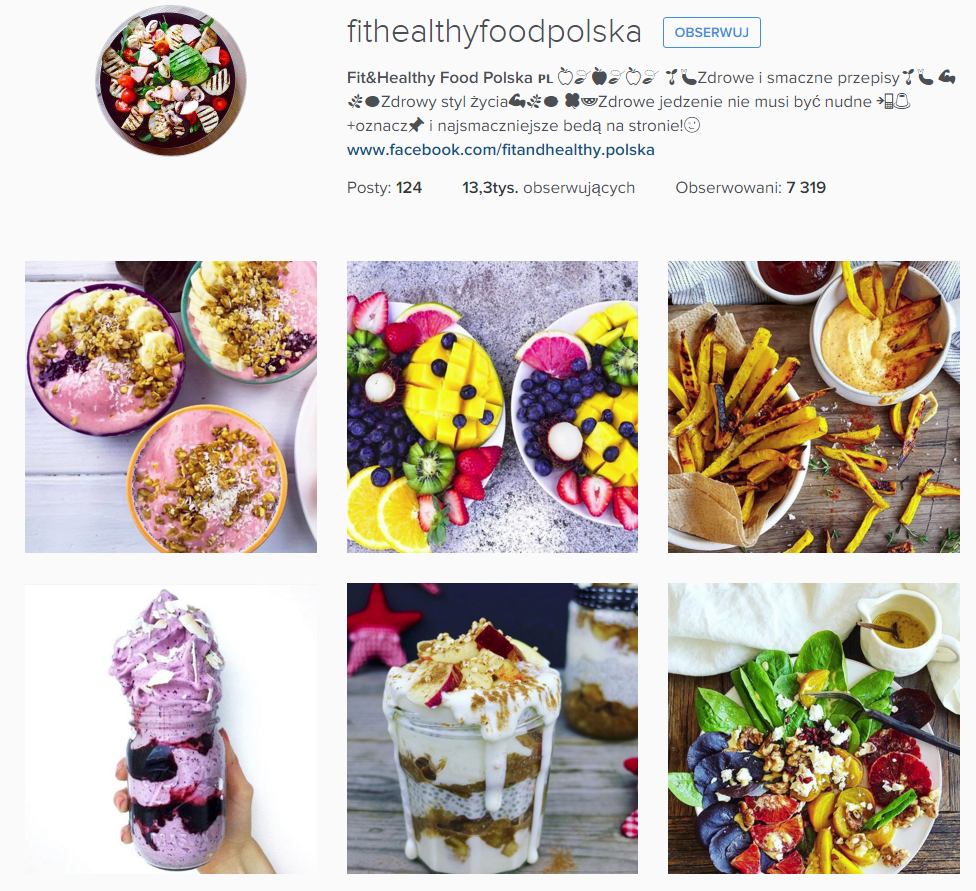 Fit healthy food Polska