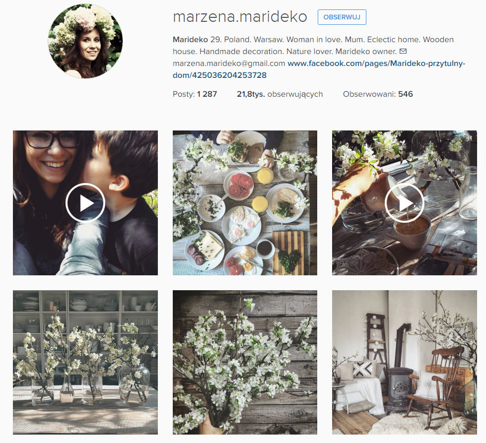 Marzena Marideko