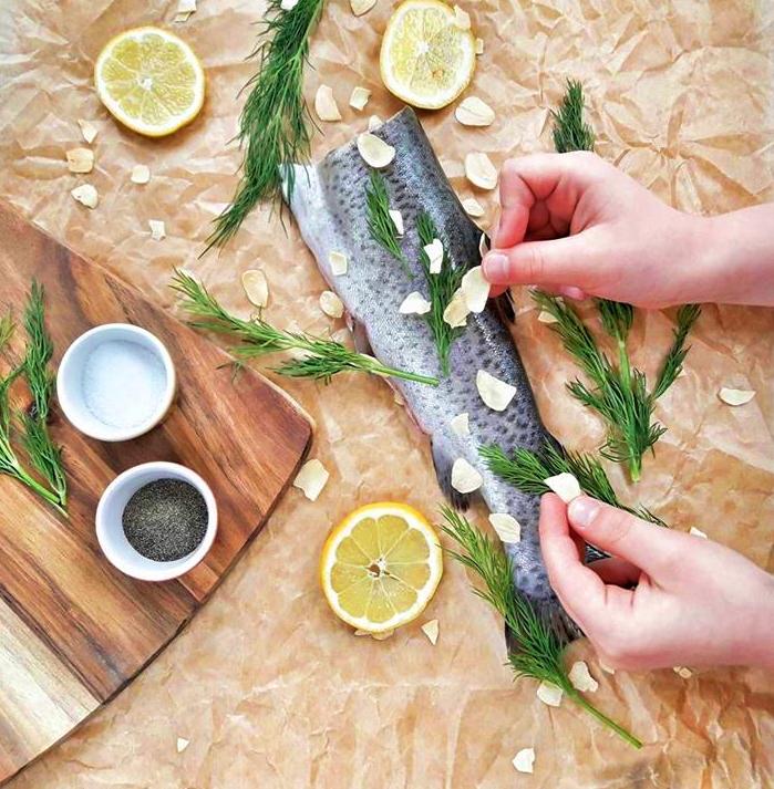 Ryba na 3 sposoby