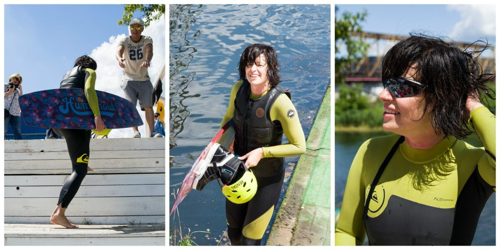 wakeboarding koniec
