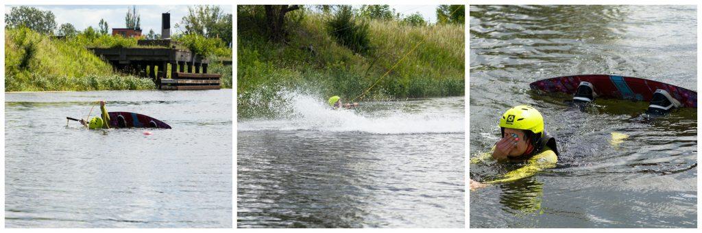 wakeboarding wyzwanie