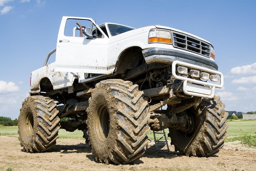 monster truck bestia