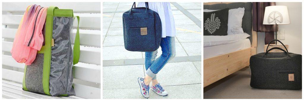torby podrozne Boogie Design
