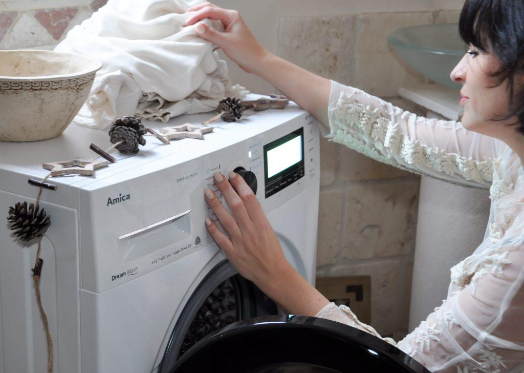 jak zaoszczedzic czas przedswitami Amica Dream Wash 9