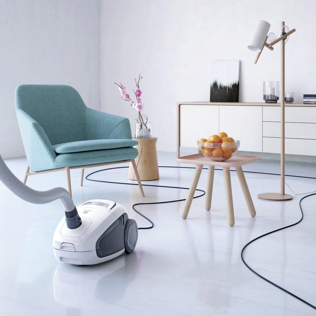 umysł potrzebuje ciszy Electrolux UltraSilencer Zen