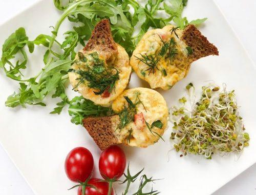 wytrawne muffiny jajeczno-warzywno-miesne okladka