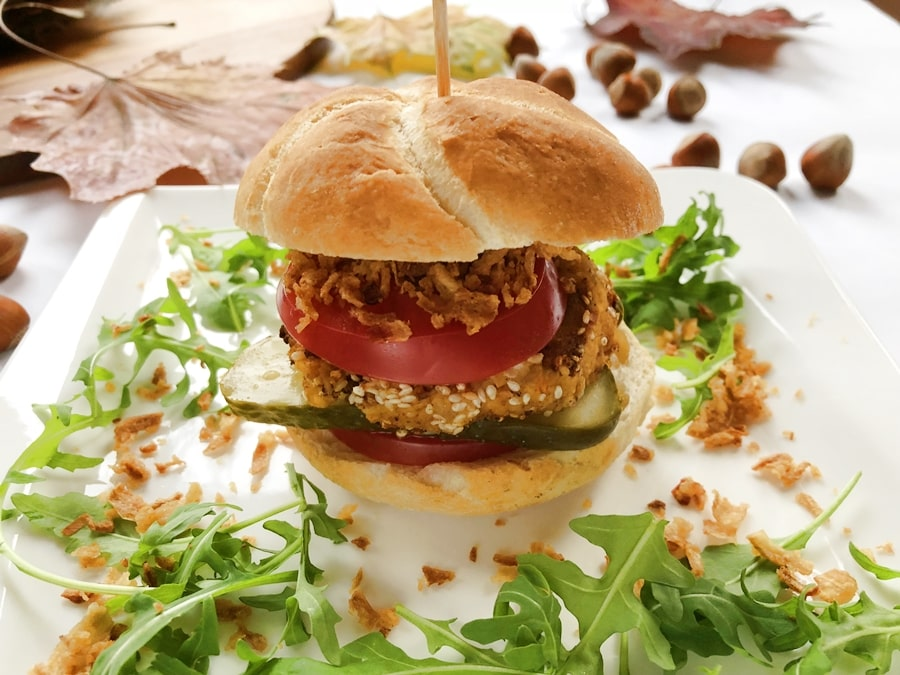 Burger zciecierzycy ibatata