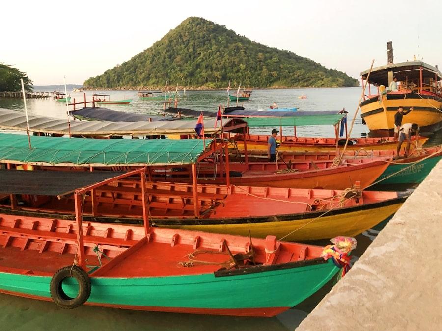 Jak przygotować się do wyjazdu do Kambodży okladka