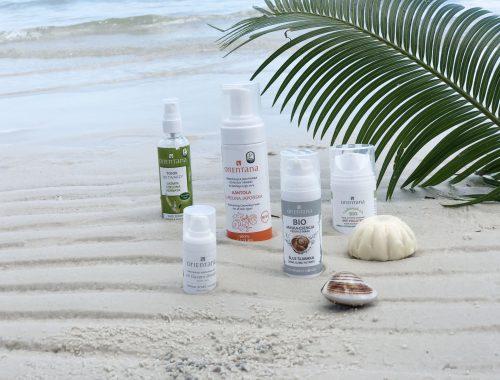 naturalne kosmetyki na wakacje Orientana
