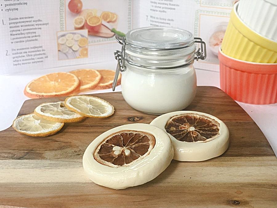 przepisy nakosmetyki domowej roboty esencjonalne cytrusowe mydełka 2