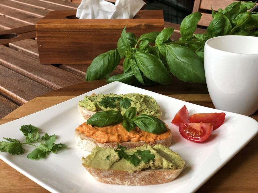dania które możesz zrobić wkamperze hummus