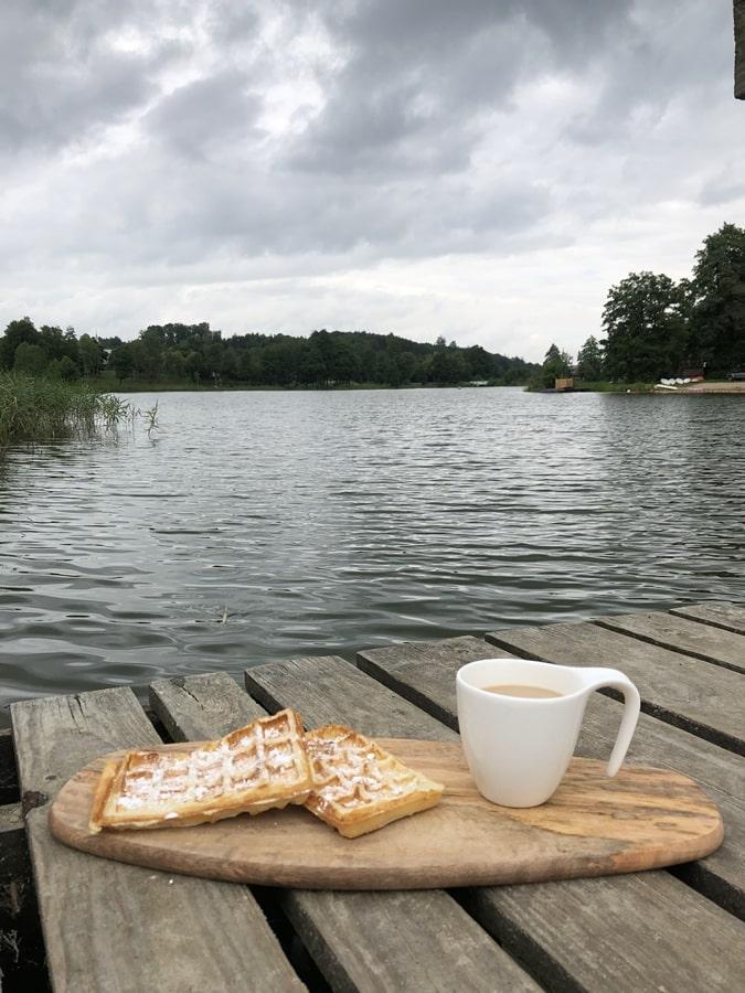 dania które możesz zrobić wkamperze kawa nakempingu