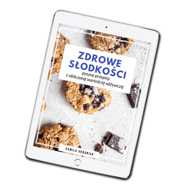 zdrowe slodkosci dla dzieci ebook Kreatornia Zmian